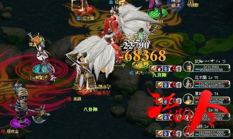 江湖令,Order,RPG回合制網頁遊戲